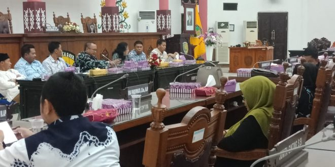 DPRD Kabupaten Banjar Pelajari Optimalisasi Penerimaan PPJ di Palangka Raya