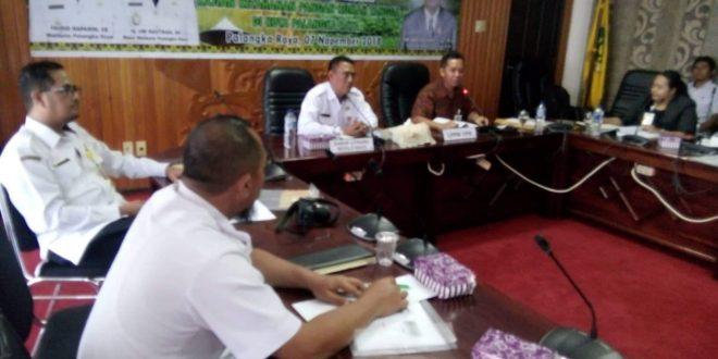 Dewan Riset Blitar Kunjungi Litbang Palangka Raya
