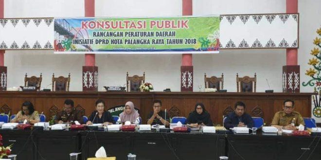 Bapemperda DPRD Uji Publik BLUD RSUD Palangka Raya