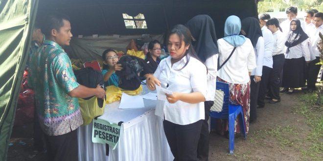 33 Formasi Jabatan CPNS Lingkup Pemko Palangka Raya Masih Kosong