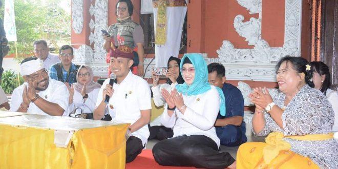Walikota Fairid : Momen Hari Raya Galungan Menambah Keharmonisan Bagi Semua Umat