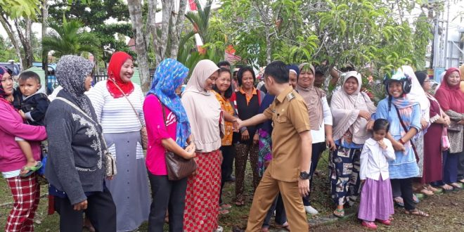 Walikota Meminta Warga Untuk Terus Menggalakkan Budaya Gotong Royong