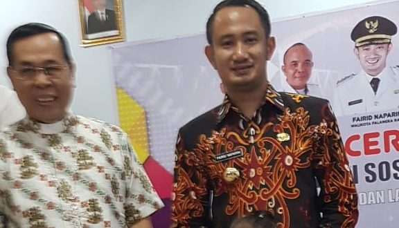 Walikota Fairid Apresiasi Bakti Sosial Operasi Bibir Sumbing