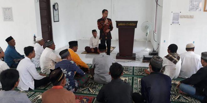 Masjid Al Ghani Palangka Raya Diresmikan