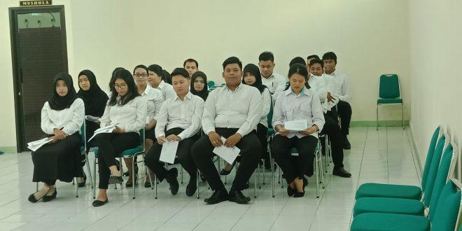 19 Peserta SKD CPNS BKKBN Bersaing Dalam Tes SKB
