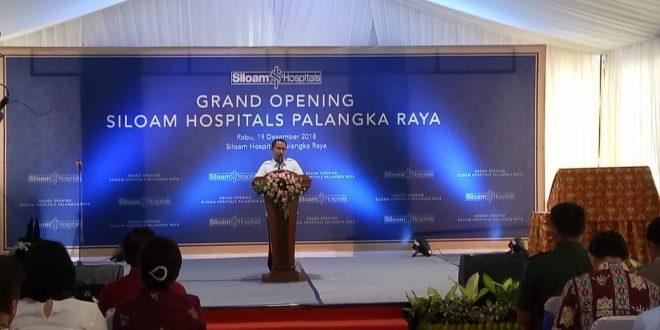 Grand Opening Siloam Hospitals Palangka Raya