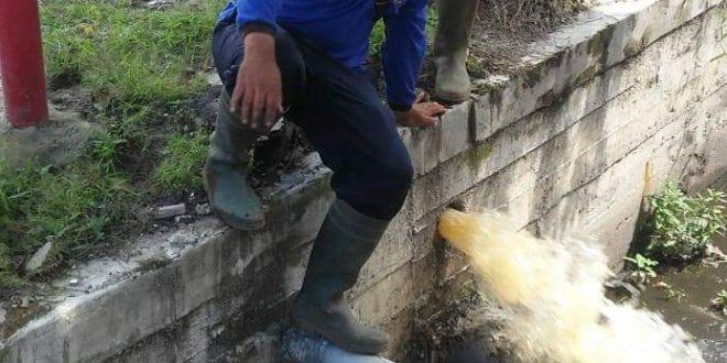 Pencucian Pipa Distribusi PDAM Dipastikan Tidak Mengganggu Pelayanan Air Bersih