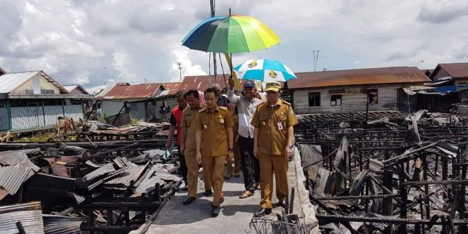 Walikota Imbau Warga Waspadai Musibah Kebakaran