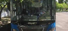 5 Unit Bus Hibah dari Kementerian Perhubungan
