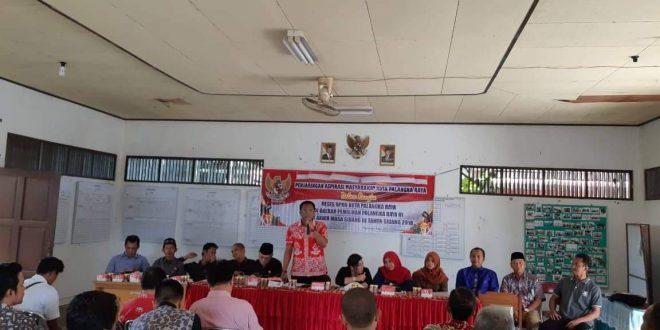 Usulan Program Infrastruktur Mendominasi di Kelurahan Pahandut dan Panarung