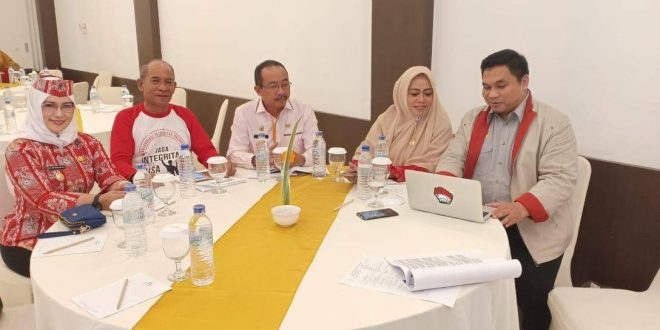 Wakil Walikota Palangka Raya Ikuti Rembuk Integritas Nasional ke IV