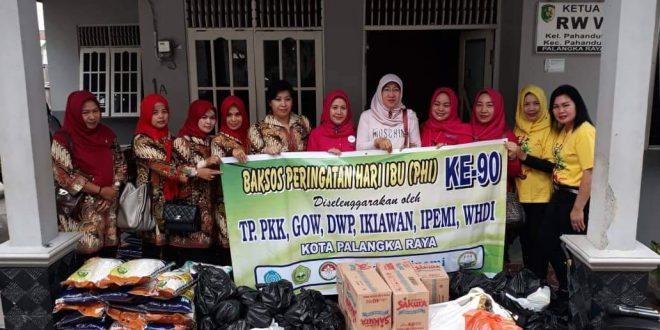 Gabungan Organisasi Wanita Peduli Korban Kebakaran