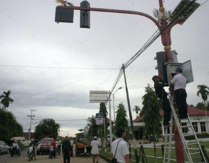 8 CCTV Dipasang di Palangka Raya