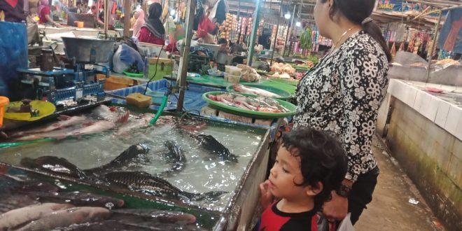 Ikan Patin dan Nila Pilihan Barbeque Jelang Pergantian Tahun