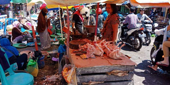 Pembenahan Pasar Tradisional di Palangka Raya Dinilai Tepat