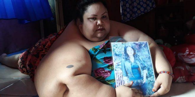 Prihatin Kondisi Wanita Tergemuk di Kalteng