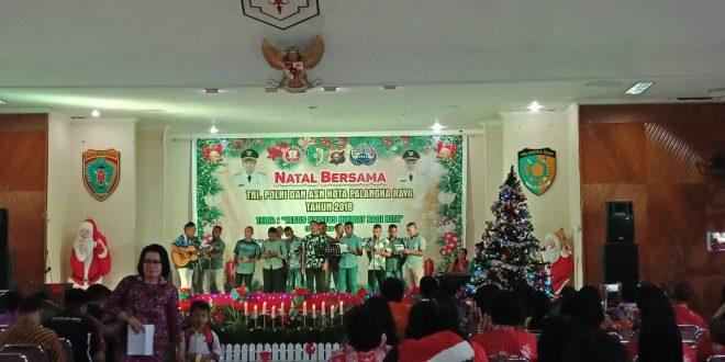 ASN, TNI dan POLRI Harus Siap Menjadi Pelayan dan Menjadi Berkat Bagi Sesama