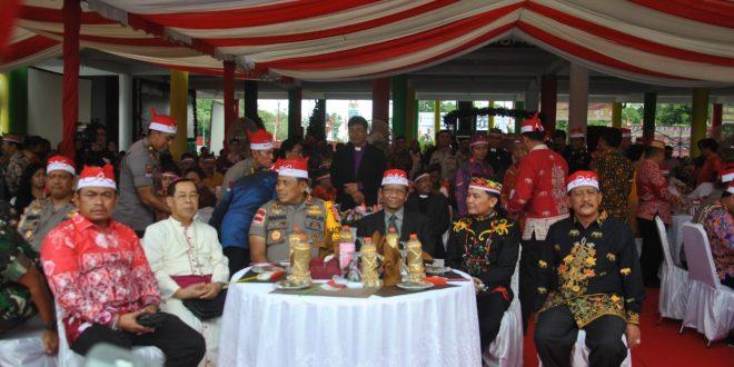 Natal Kebangsaan Bukti  Pluralisme di Kalteng