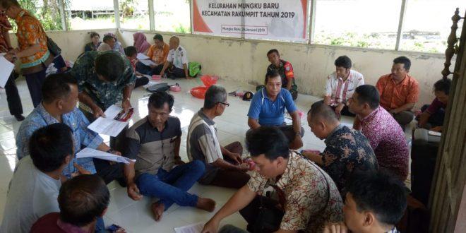 Masyarakat Mungku Baru Aktif Berpartisipasi dalam Menyusun Usulan Program