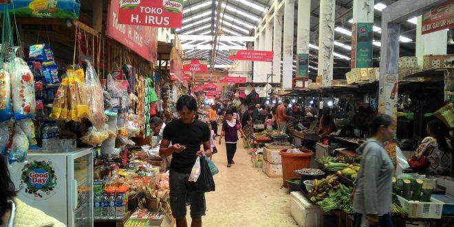 Jadikan Pasar Kahayan Raih Predikat Pasar Aman 2019