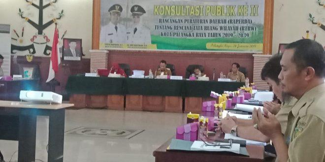 "RTRWK Acuan Pembangunan ""Kota Cantik"" 20 Tahun Mendatang"