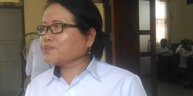drg Tiur Jadi Koordinator PKK Kota Palangka Raya