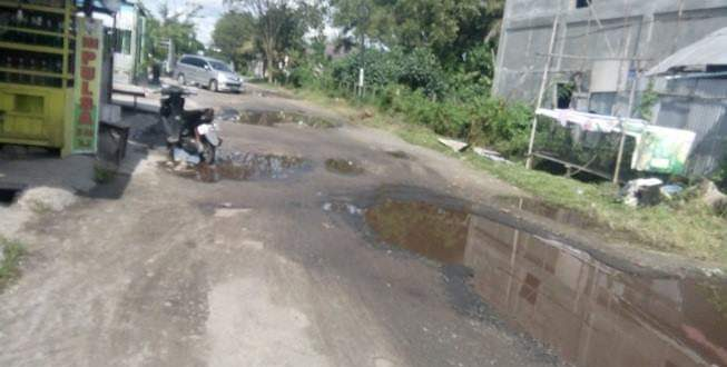 Dana Perbaikan Jalan Bandeng Sudah Dialokasikan Rp700 Juta