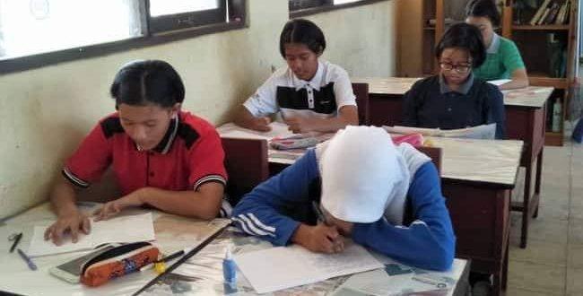 Jurnalistik dan Sastra Merupakan Ekskul Alternatif Siswa SMAN 5 Palangka Raya