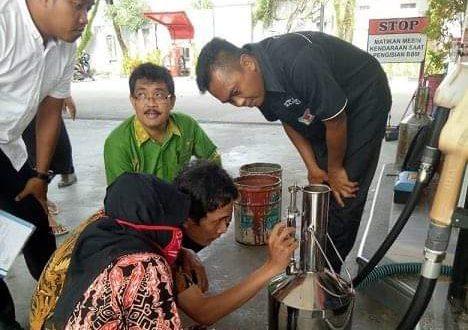 Kabupaten di Kalteng Bisa Manfaatkan Jasa UPTD Metrologi Legal Palangka Raya