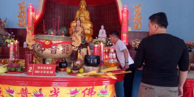 Doa dan Harapan di Tahun Baru Imlek, Kalteng Mencapai Kemakmuran