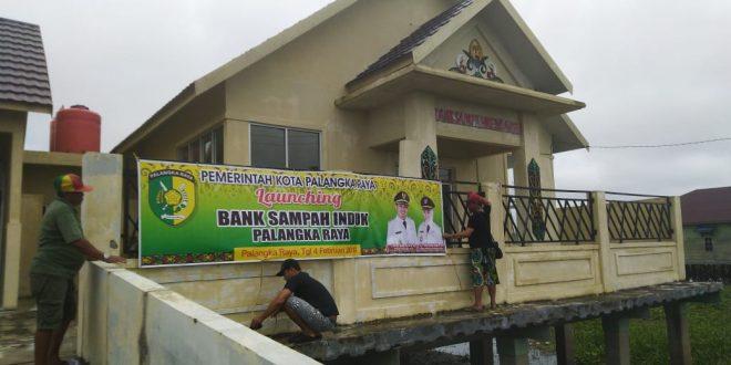 Dorong Masyarakat Manfaatkan Keberadaan Bank Sampah