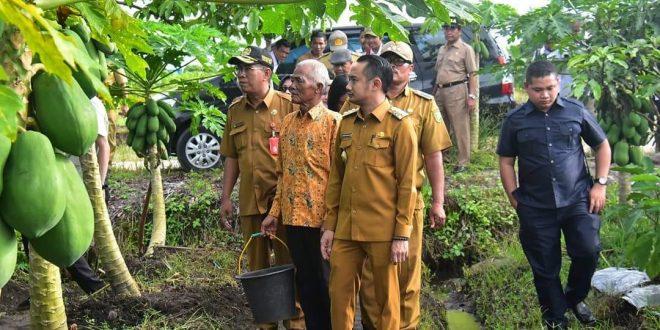 Dukung Wacana Kebun Buah di Kereng Bangkirai Jadi Agrowisata