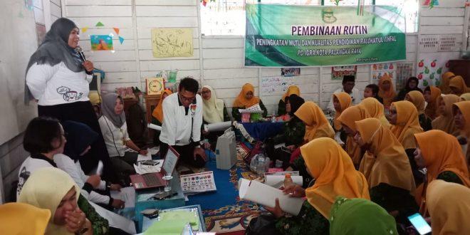 KPPD Gelar Sosialisasi Kepemiluan Bagi Ikatan Guru Raudhatul Atfhal
