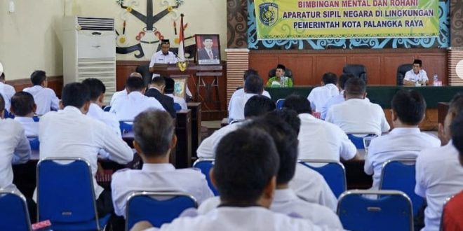 Bimbingan Rohani Islam untuk Tingkatkan Keimanan ASN dan PTT