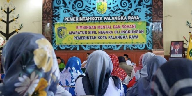ASN dan PTT Harus Pandai Bersyukur