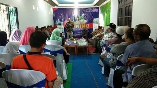 Biro Umrah dan Haji Arofahmina Hadir di Palangka Raya