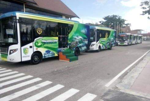 Umi Mastikah : BRT Sesuai Dengan Kondisi Wilayah Palangka Raya