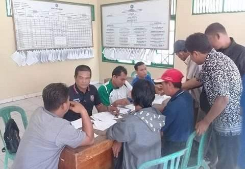 Enam Kelurahan Belum Terbentuk Linmas untuk Pemilu 2019