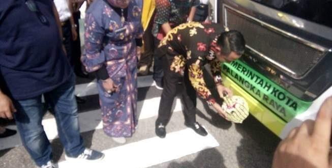 Pesan Walikota, Kondisi BRT Harus Tetap Bersih dan Terawat
