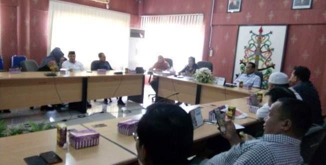 DPRD HSU Belajar Perda Pendidikan dan Kepariwisataan ke Palangka Raya