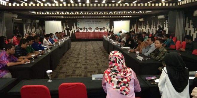 DPT Pemilu 2019 di Palangka Raya 182.369 Jiwa