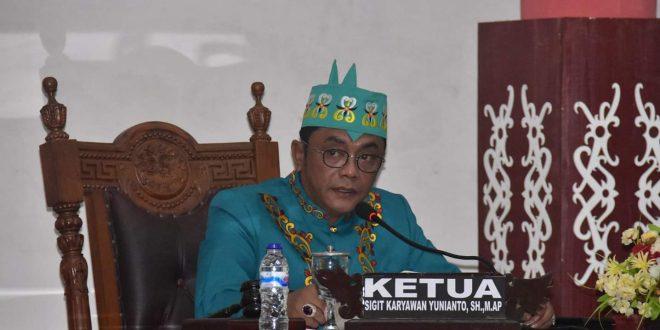 Dorong Legislasi dan Masyarakat Awasi Pembangunan