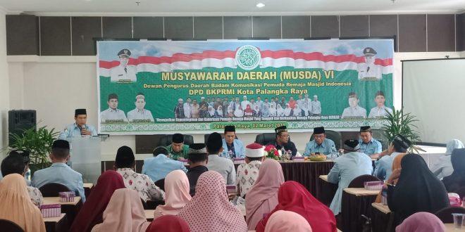 BKPRMI Diminta Perkuat Fungsi Utama Masjid