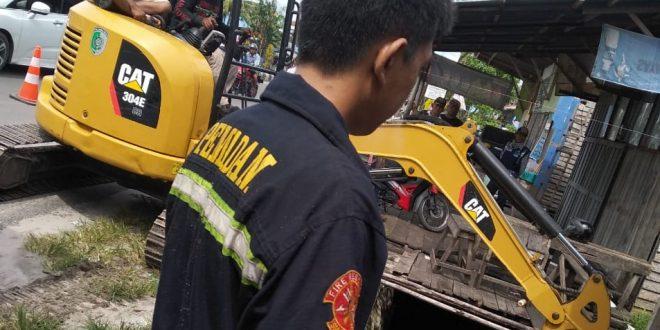 Tim Pengendali Banjir, Mulai Bersihkan Saluran Drainase