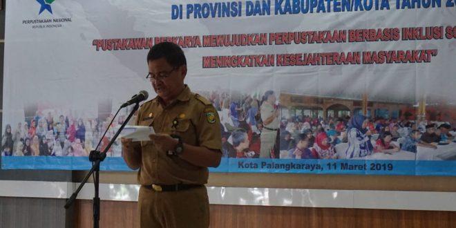 Legislator RI Dukung Safari Gerakan Nasional Gemar Membaca