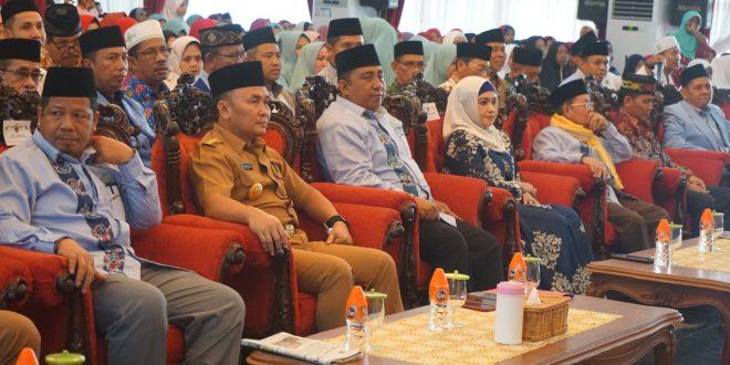 BKPRMI Diharapkan Menjadi Mitra Pemerintah dan Menjaga Ukhuwah Islamiyah