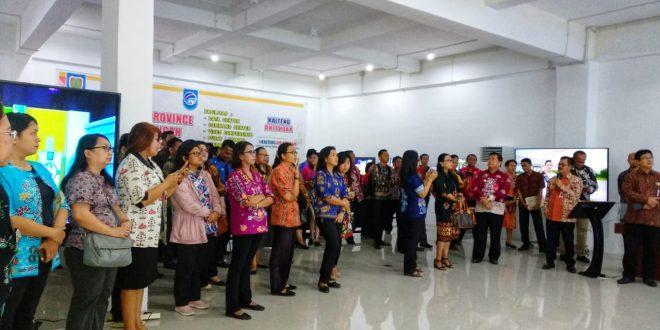 PPID Kota Palangka Raya Berkunjung ke Smart Province