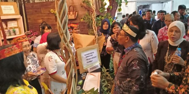 Gelar Karya Kalteng 2019 Resmi Dibuka