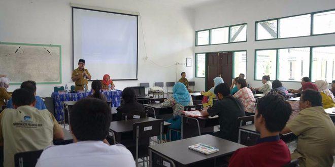 Dinas Koperasi dan UKM adakan Pelatihan Perkoperasian untuk pelaku usaha