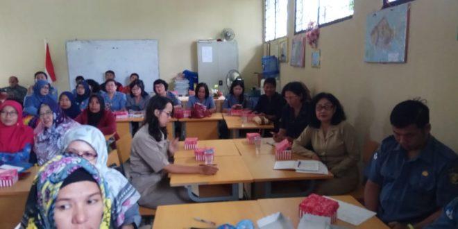 Dinas LH Melakukan Pembinaan Kepada Sekolah Calon Adiwiyata